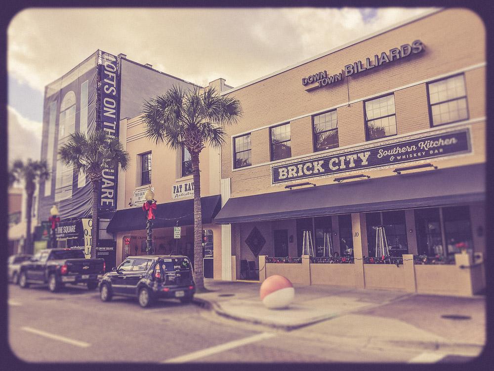 ocala business spotlight brick city southern kitchen whiskey bar