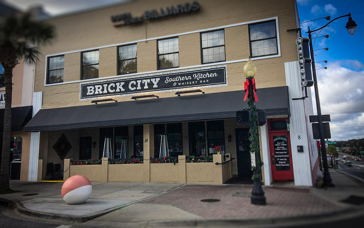 Southern Kitchen Ocala Business Spotlight Brick City Southern Kitchen Whiskey