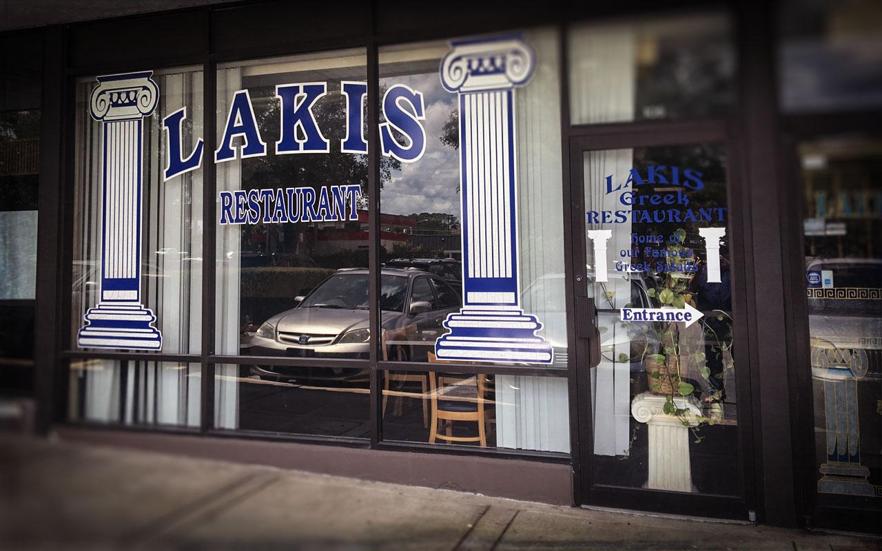 Ocala Business Spotlight Laki S Greek Italian Restaurant