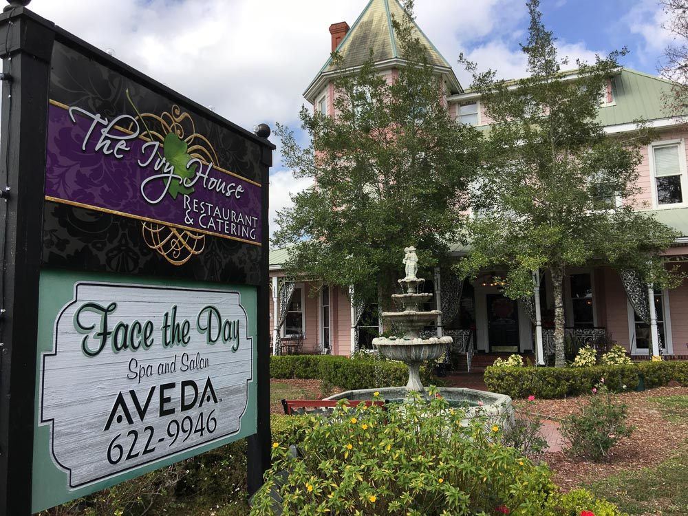 Ocala business spotlight the ivy house ocala online for The ivy house